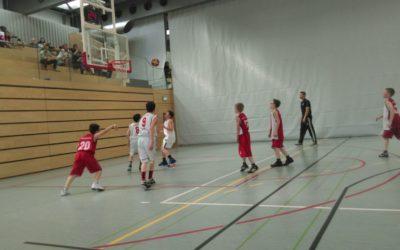 Playoff-Runde an der International School Düsseldorf